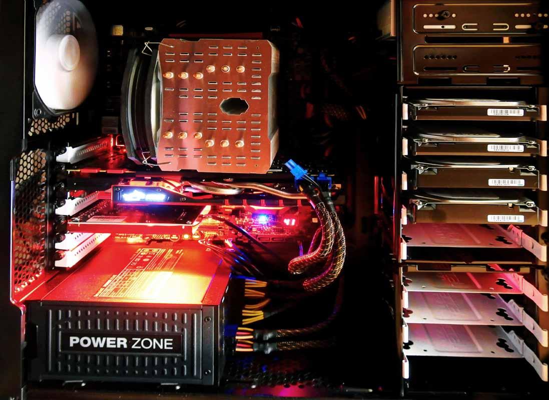 Hardware Reparatur, Beschaffung