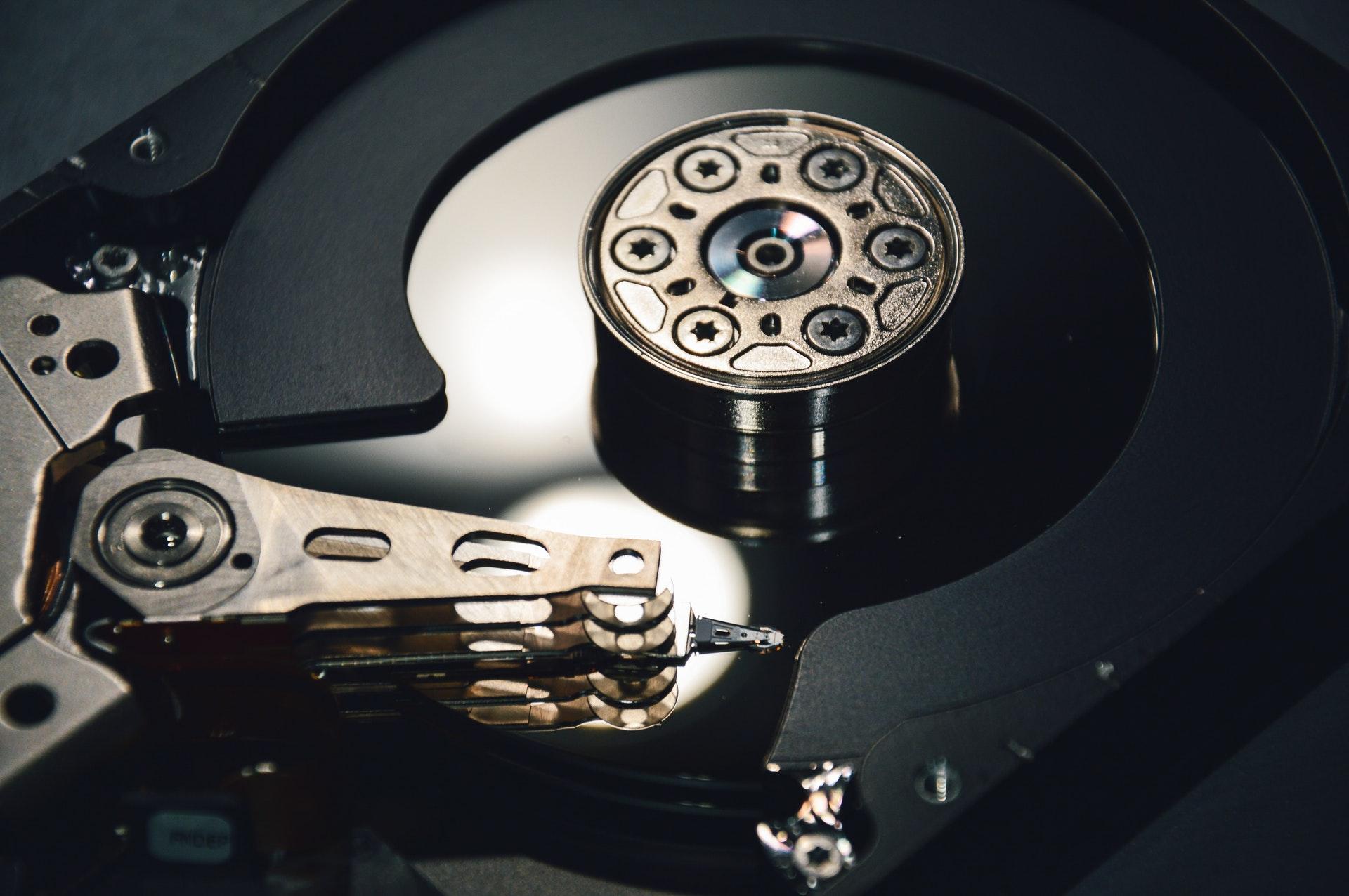 archivierung, harddisk
