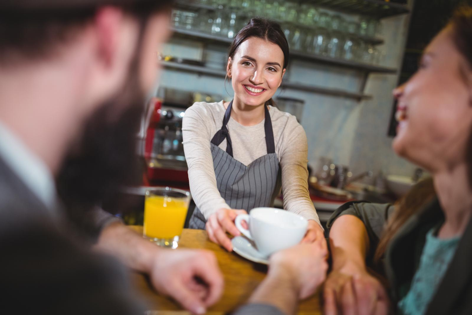 customer service - kundenservice